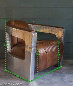 Aviation Furniture, Retro Furniture, Fine Furniture, Industrial Furniture, Furniture Making, Furniture Design, Best Cocktail Bars, Airplane Decor, Woodworking Workshop