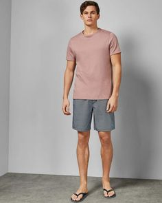 130 cool and fashionable men's shorts ideas to looks more handsome – page 2 Mens Boots Fashion, Fashion Outfits, Men's Fashion, Fashion Apps, Guy Outfits, Young Fashion, Latex Fashion, Fashion Quotes, High Fashion