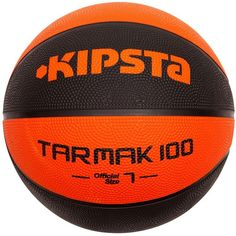 Check out our New Product  Tarmak 100 adult basketball in SIZE 7 orange black Sports Occasionally playing outdoor basketball.This highly durable ball offers excellent ball handling grip, making it easy to learn to play basketball.SIZE: 7 , EU 7 US 29,5inch  ₹329