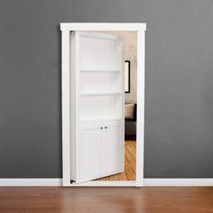 "32"" White Paint Grade w/ Lower Cabinet Doors"