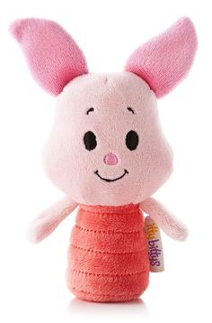 Winnie the Pooh fans will love this cute version of Pooh's closest friend, Piglet.