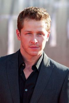 Josh Dallas... So hot....