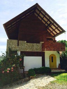 Puerta Amarilla en Jarabacoa