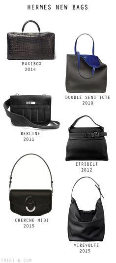 Trini blog | Hermes classic bags