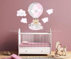 Adesivi Murali Cameretta Bimba.32 Fantastiche Immagini Su Baby Wall Decals Wall Decals Nursery
