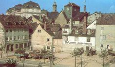 Darmstadt früher   Schloß   by DerSüdhesse
