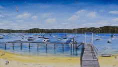 Sarina the Artist | Coastal Art|beach paintings|Australia