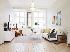 white with an accent of old brown leather