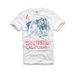 Guys Surfers Knoll T-Shirt W/Bear