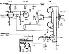 A Pair of Custom Dynaco Mk III Monoblock Amplifiers