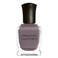 Deborah Lippmann Love in the Dunes (15ml) (£16) ❤ liked on Polyvore featuring beauty products, nail care, nail polish, deborah lippmann nail color, deborah lippmann nail polish, deborah lippmann nail lacquer and deborah lippmann
