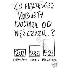 Motto, Haha, Jokes, Smile, Illustration, Funny, Polish Sayings, Poster, Woman