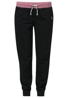 Alprausch - YOGA HÄSLI - sweat pants black