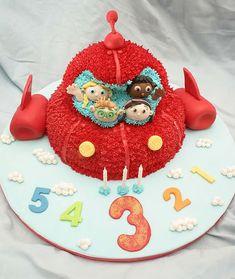 Another Little Einstein Cake