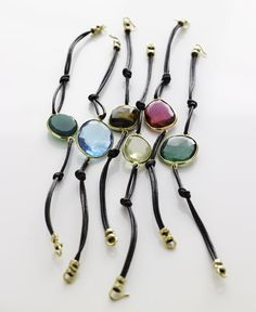Kisa Heyer The Single Stone Bracelet