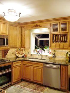 Fresh Small Kitchen Make Overs