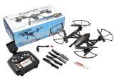 JXD 509G 5.8G FPV with 2.0MP HD Camera High Hold Mode Headless Mode One Key Return RC Quadcopter Drone with Extra Battery - http://dronesheaven.ianjweboffers.com/jxd-509g-5-8g-fpv-with-2-0mp-hd-camera-high-hold-mode-headless-mode-one-key-return-rc-quadcopter-drone-with-extra-battery/
