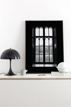 Room with a view print by Coco Lapine