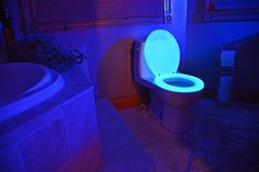Night GLOW Toilet Seat