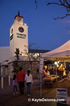 LA Farmers Market: The Farmers Market in Los Angeles