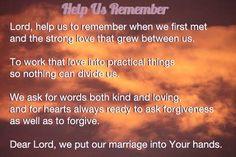 relationship-prayer