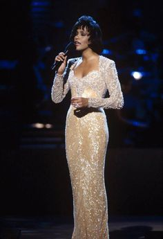 Whitney Houston ... the greatest vocalist of all