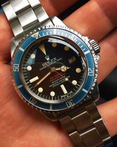 Rolex - 1665 DRSD