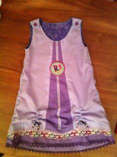 Selbermacher-Kleidchen