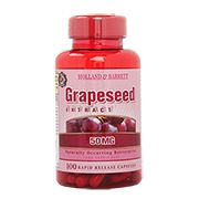 Holland & Barrett Grapeseed Extract Capsules 50mg