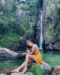 Cascata de Pincães   Gerês   Portugal 💙 ⠀ ⠀ 〰️ #cascatadepincães   #cascatadoarado   #cascatadaporteladohomem   #cascatatahiti 〰️⠀ ⠀ #gerês…