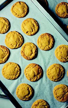 Corn Cookies recipe from Momofuku Milk Bar