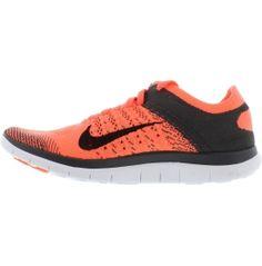 quality design eb30c abd58 Nike Women s Free 4.0 Flyknit Running Shoe - Bright Orange! Love Platform  Stilettos, Pumps
