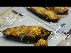 YouTube Relleno, Baked Potato, Potatoes, Meat, Chicken, Baking, Ethnic Recipes, Videos, Food