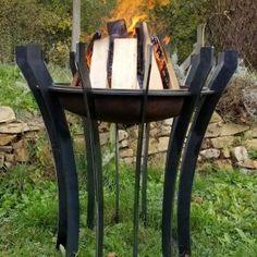 Corona Feuerstelle Bar, Table, Furniture, Home Decor, Corona, Fire Pits, Timber Wood, Decoration Home, Room Decor