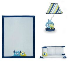 Disney Monsters Inc Baby Bedding Monsters Inc Nursery, Monster Nursery, Monsters Inc Baby, Disney Monsters, Baby On The Way, Bedroom Themes, Baby Sleep, Future Baby, Baby Room
