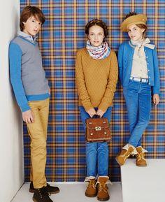 Matching looks for the whole family | Total looks para toda la familia #fashion…