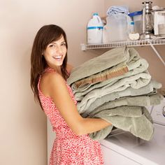 Home Improvement Tips:Organize Your Laundry Room