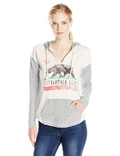 Billabong Junior's Days Off Terry Pullover Hoodie * Visit the image link more details.
