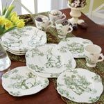 All Table & Kitchen Accents - Elisabeth Dinnerware