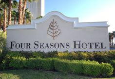 A lot has changed over 15 years, but the sign welcoming all to Four Seasons Hotel Las Vegas has remained the same.  Considered small in Las Vegas standards, it is one of the largest signs for any Four Seasons Hotel or Resort.  We love our big little sign at the corner of Las Vegas Boulevard and Four Seasons Drive! #FSLV15