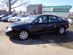 Check out this 1998 Audi A6 2.8 Quattro Only 111k miles. Guaranteed Credit Approval or the vehicle is free!!! Call us: (203) 730-9296 for an EZ Approval.$3,995.00.