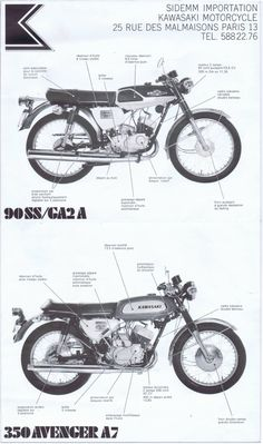 Kawasaki Z900 (Z1) 1/12 Scale Diecast Metal and Plastic