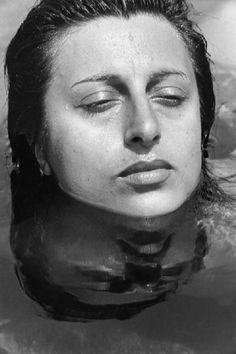 Anna Magnani - Federico Patellani, 1943 La gigantesca!