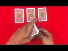 Magia con cartas - Carta viajera - YouTube