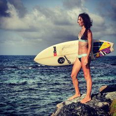 COSTAlifestyle surfwear for active girls in the water! Functional + Sexy + Reversible bikini! Handmade in Spain. Surfspot: Breñas, Puerto Rico