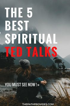 I have created a selection of 5 eye-opening TED Talks surrounding spirituality, consciousness, awakening, meditation and much more ! So, grab a blanket, get real cozy and let the Spiritual TED Talks marathon begin | Spiritual | Spirituality | Meditation | Meditation for Beginners | Spiritual Energy | Spiritual Inspiration | Awakening | Consciousness | Yoga Spiritual TED Talks | TED Talk | Personal Growth | Personal Development | The Path Provides