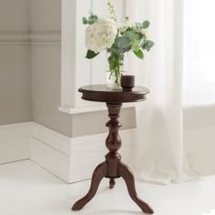 Mahogany Antique French Style Wine Table