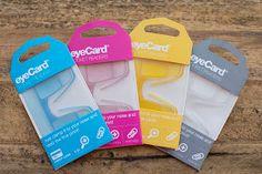 Lindberg Design Group: eyeCard...> NEW COLORS! https://www.facebook.com/pages/EyeCard/116067914580