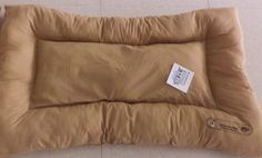 Pet Comfort Beds Padded Insert Comfort Mat XLarge 48x30 Desert Sand -- Unbelievable  item right here! (This is an amazon affiliate link. I may earn commission from it)
