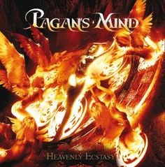Pagans Minds - Heavenly Ecstasy (2011)  Good progressive metal band from Norway. This fifth album is well-played and really good but inconstant. Some songs are very good while others are only average pieces. IMHO Celestial Entrance remain their best album with a mention to God's Equation!  My rate : 8,7/10